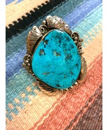 Emerald Valley Turquoise Collector's Bracelet (3456) - $660.00
