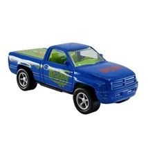 Racing Champion 1998 Blue 96 Dodge Ram 1:64 Shaggy Scooby Doo Pickup Truck Toy - $14.50