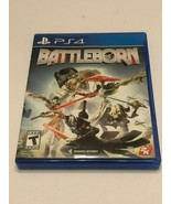 Battleborn - Ps4 Games - PlayStation 4 - $10.00