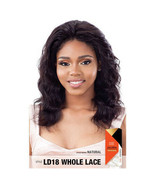 Model Model Galleria 100% Virgin Human Hair Front Wig - LD18 WHOLE LACE - $239.95