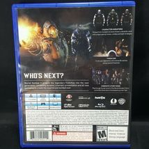 Mortal Kombat X 10 MK -  PS4 Sony Playstation 4  GAME Tested  image 4