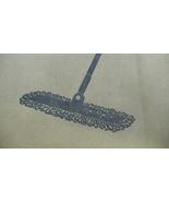 Dust Mop Head - Rubbermaid Commercial -  80x5 KGK5800WHOO - $18.00