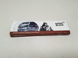 "Montblanc 2 Rollerball Refills (M) Antoine de Saint-Exupéry 116275 ""Open... - $13.99"
