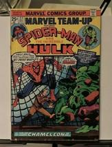 Marvel Team-Up #27  nov 1974 - $8.82