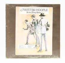 Mott The Hoople All The Young Dudes LP Vinyl Album Record 1972 Columbia ... - £11.09 GBP