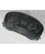 OEM 11 Volkswagen Jetta Gauges Dashboard Instrument Cluster 160MPH 5C692... - $48.50