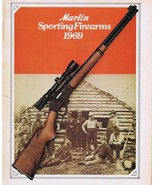 ORIGINAL Vintage 1969 Marlin Sporting Firearms Catalog - $18.55
