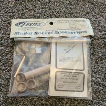 Estes Model Rocket Accessories Mini Engine Adapter #713-EM-520 - $12.99