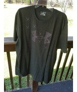 T- shirt men's size XXL olive color by short sleeve - $25.00