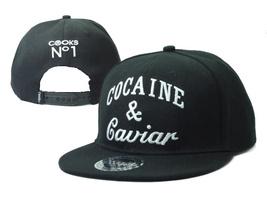 Arrival Baseball Cap Hat Adjustable Snapback Cap Cocaines & Caviar Hip H... - $18.20