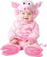 Infant Toddler Precious Piggy Pig Animal Costume size 12-18 - £23.18 GBP
