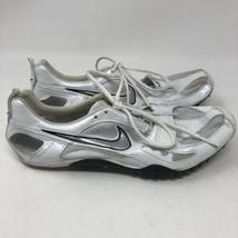 NIKE WOMEN'S Track Shoes Spikes BOWERMAN Series Size 9 - Free Shipping - $17.41