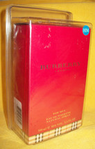 Burberry For Men EDT Spray 3.3 oz / 100 ml Classic Cologne NEW IN BOX Pe... - $39.59