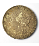 1921 $1 Morgan Silver One Dollar US Philadelphia VAM 3E2 Pitted Reverse - $34.84