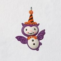 Mini Bitty Bat Halloween Ornament 2018 Hallmark Ornament - $15.83
