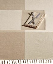 """Homewear Durham Linen 60"""" x 84"""" Cotton Tablecloth - $60.00"""