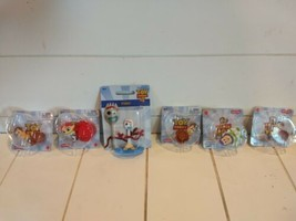 Lot of 6 Sealed Toy Story 2018 Minis Easter Buzz Woody Jesse Forky  Cake... - $14.97