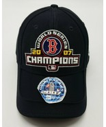 Boston Red Sox 2007 World Series Champions New Era Locker Room Clubhouse... - $44.43