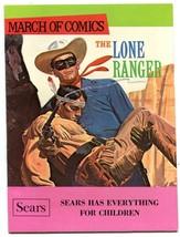 March of Comics #350 1970-Lone Ranger- Sears Promo Comic VF- - $63.05