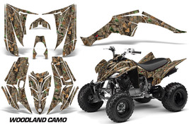 ATV Decal Graphic Kit Quad Sticker Wrap For Yamaha Raptor 350 2004-2014 ... - $168.25