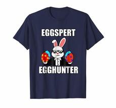 Brother Shirts - Eggspert Egghunter Shirt   Bunny Egg Hunter Tee Gift Men - $19.95+