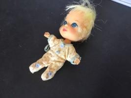 Vintage 1965 LIDDLE KIDDLE DIDDLE in PAJAMAS Made In Japan Mattel L - $6.92