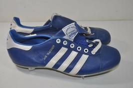 Adidas Vintage 70's NOS Blue 400 Slugger Baseball Cleats Shoes Size 7 Yu... - $50.62