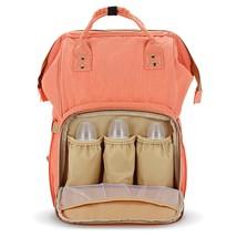 Diaper Bag For Men, Practical Large Travel Waterproof Backpack Diaper Ba... - $35.09
