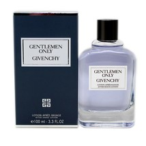 Givenchy Gentlemen Only After Shave Lotion 100 ML/3.3 Fl.Oz. Nib - $123.75