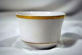 Spode Golden Eternity Mini Open Sugar Bowl #8186 EUC - $17.32