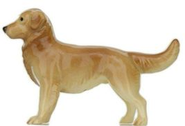 Hagen Renaker Dog Golden Retriever Papa Ceramic Figurine image 5