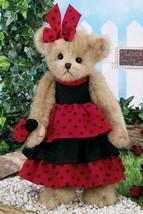 "Bearington Bears ""Lady Luck"" 14"" Plush Bear- #143256- NWT- 2012 - $39.99"