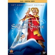 Disney's The Sword in the Stone DVD - 50th Anniversary Edition - $18.99