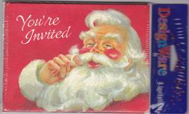Nostalgic Christmas Party Greeting Cards; Fine quality, 16 cards/envelop... - $7.95