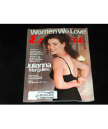 Esquire Magazine August 1997 ER's Julianna Margulies, Women You Really Love - $13.01