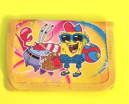 Spongebob Squarepants Children's Wallet— More Fun Characters Available T... - $7.00