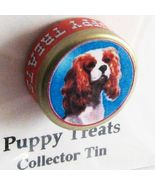 Dollhouse Working Tin Pupppy Treats T6771 Jacqueline's Miniature - $6.12