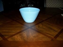 "Vintage ~ Fire King Delphite Blue ~ 7 1/2"" Mixing Bowl - $49.95"