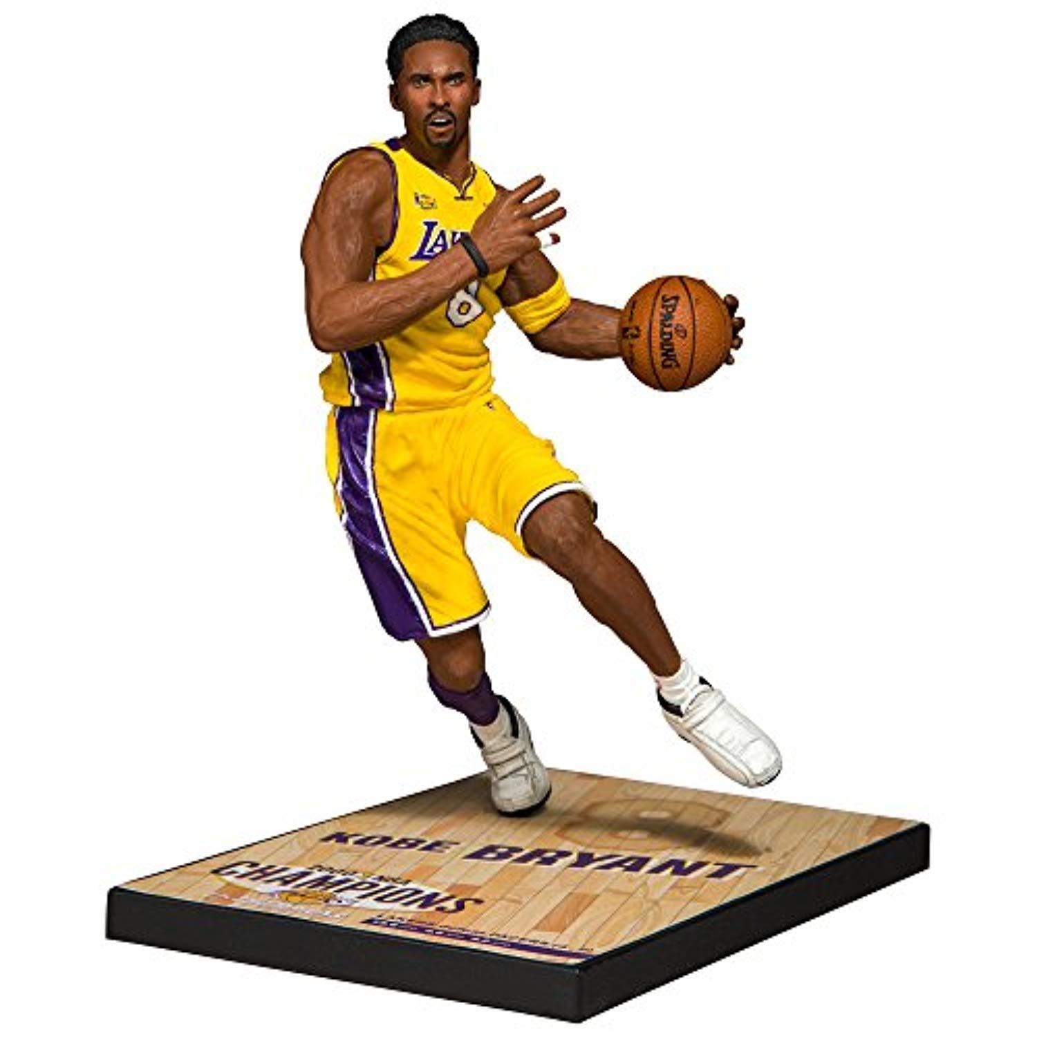 McFarlane Toys Kobe Bryant 2000 Nba Finals Action Figure