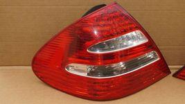 03-06 Mercedes W211 E320 E500 LED Taillight Tail Lights Lamps Set L&R image 3