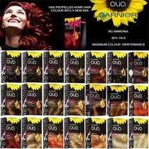 BIG SALE New Garnier Garnier Olia Permanent Hair Dye More Shine ALL Shades - $7.90