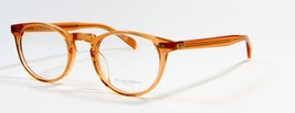 Oliver Peoples 5004 1471 Riley Copper Bronze Eyeglasses 47mm New Authentic - $267.25