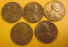 1976 Lincoln Memorial Pennies #11 - $1.00