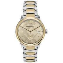 Burberry bu10011 Classic Round Mens Watch - $604.44