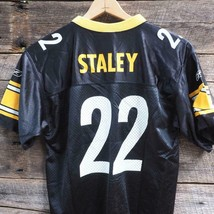 Pittsburgh Steelers Jersey Duce Staley #22 Youth Size XL 18-20 - $14.84