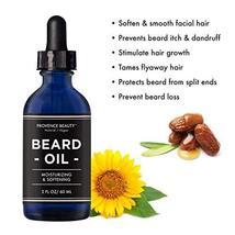 Provence Beauty Beard Oil - All Natural Fragrance Free Olive, Sunflower & Jojoba image 3