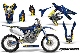 Dirt Bike Kit Grafica Decalcomania Adesivo Wrap per Honda CRF450R 2009-2012 - $168.74