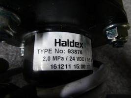 Haldex Consep Condenser 93876 image 2