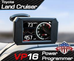Volo Chip VP16 Power Programmer Performance Tuner for Toyota Land Cruiser - $349.95