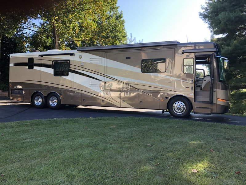 2007 Newmar Mountain Aire 4528 For Sale In The Plains , VA